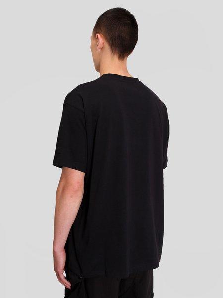 RAF SIMONS Printed Patch T-shirt - Black