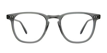 unisex Garrett Leight Brooks 47 glasses - Gray