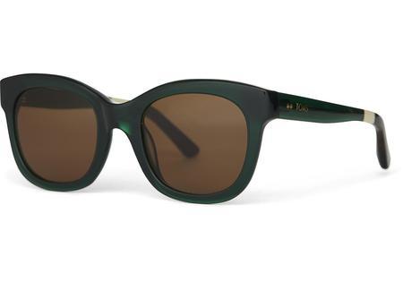 Toms Jacqui Sunglasses - Sea Moss/Brown