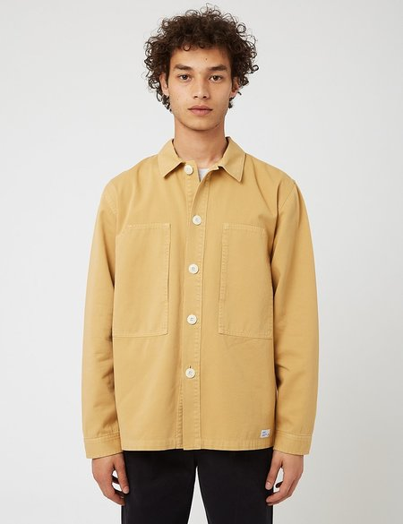 Bhode Box Shirt - Beige