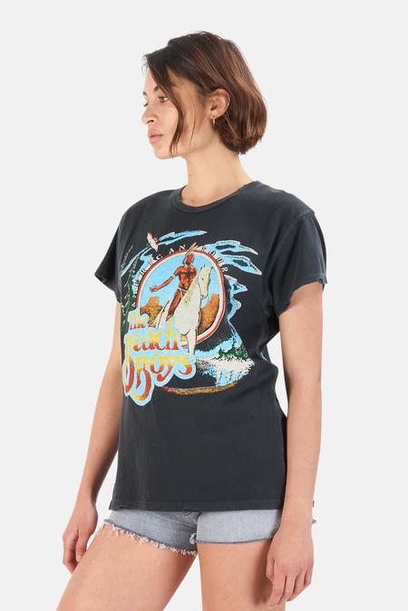 MadeWorn Rock Beach Boys Endless Summer T-Shirt - Coal Pigment