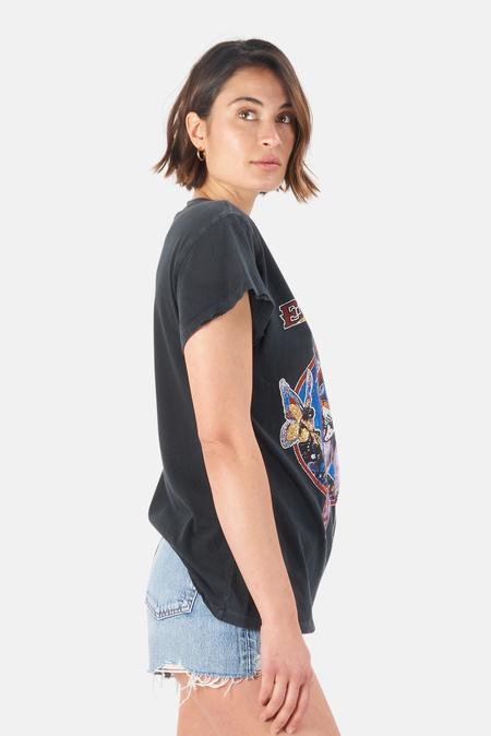 MadeWorn Rock Eric Clapton Old Love T-Shirt - Coal Pigment