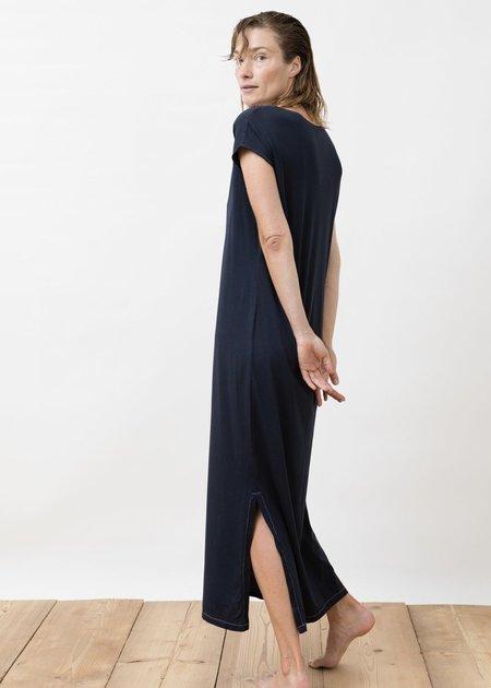 Jungle Folk Soledad Dress - Night Blue
