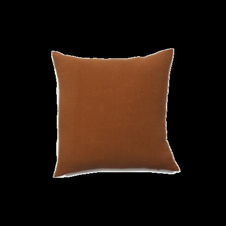 Hawkins New York Simple Linen Pillow - Terracotta