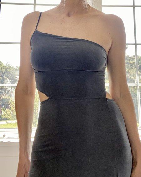 Paloma Wool Say Cut Out Dress - Black