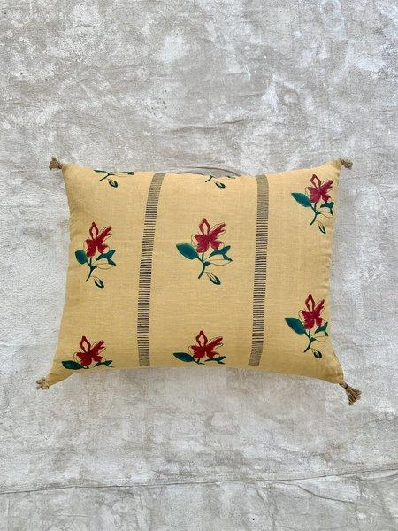 Soil to Studio Nina Pillow  - Dandelion