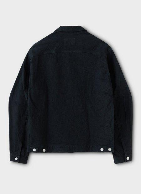 PHIGVEL MAKER & Co Classic Black Jean Jacket - Black
