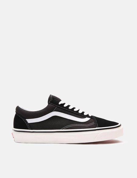 Vans Anaheim Old Skool 36 DX Suede and Canvas sneakers - Black