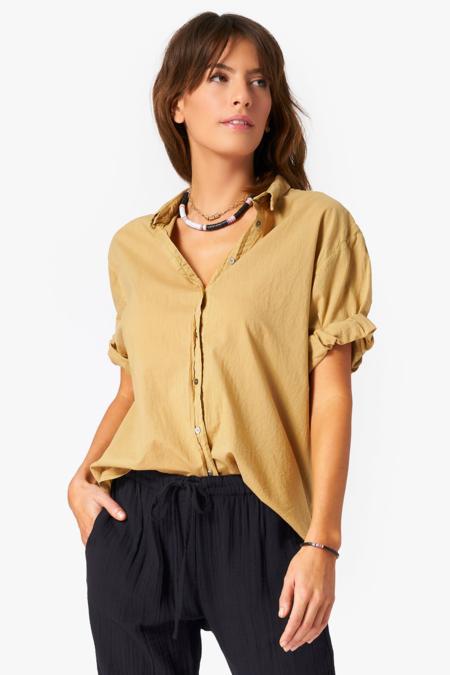 Xirena Channing Shirt - Safari