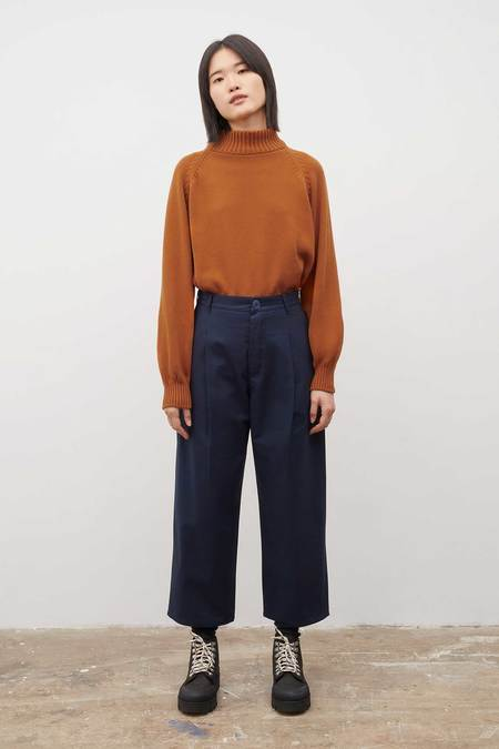 Kowtow Chapter Pant - Navy