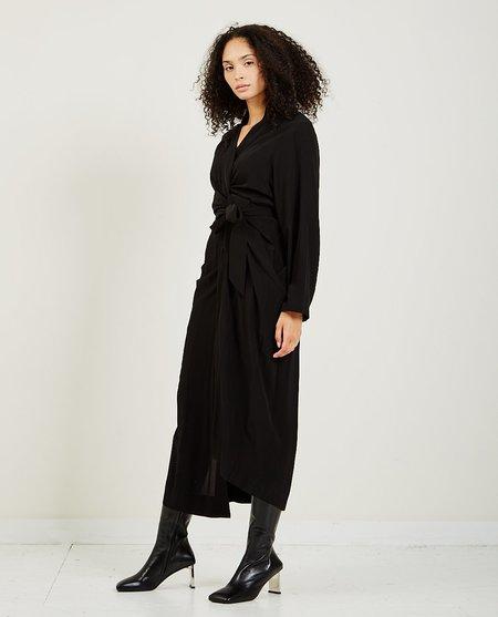 Closed Hazel Kimono Dress - Black