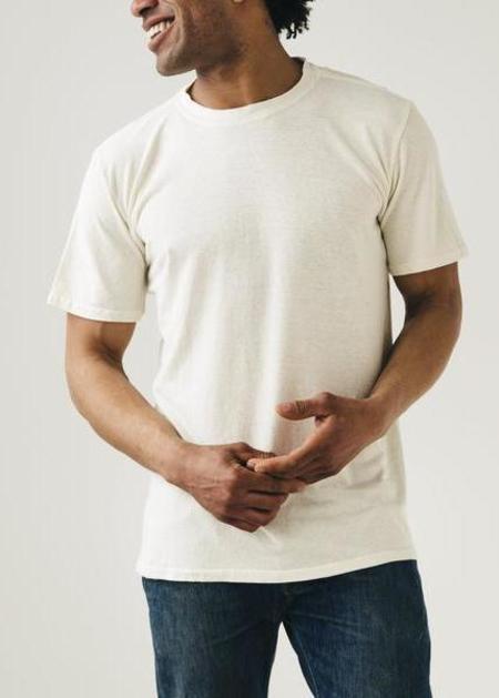 Jungmaven Jung T-shirt - Washed White