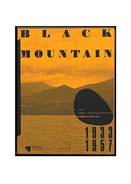 "D.A.P ""Black Mountain"" Book"