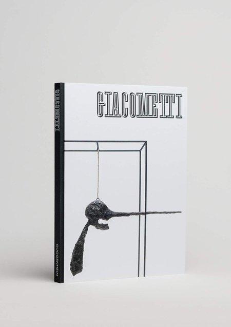 """D.A.P """"Giacometti""""  Book"""