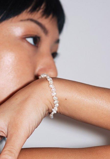 Meadowlark Baroque Bracelet Midi - Silver