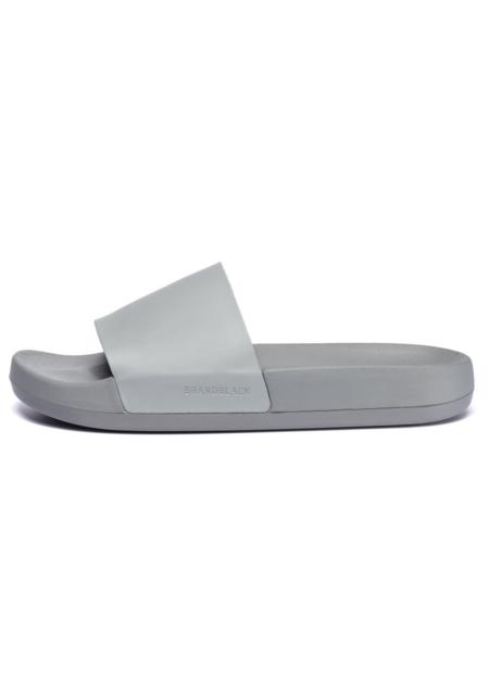 Brandblack Men's Kashiba-Lux Slide shoes - Gray
