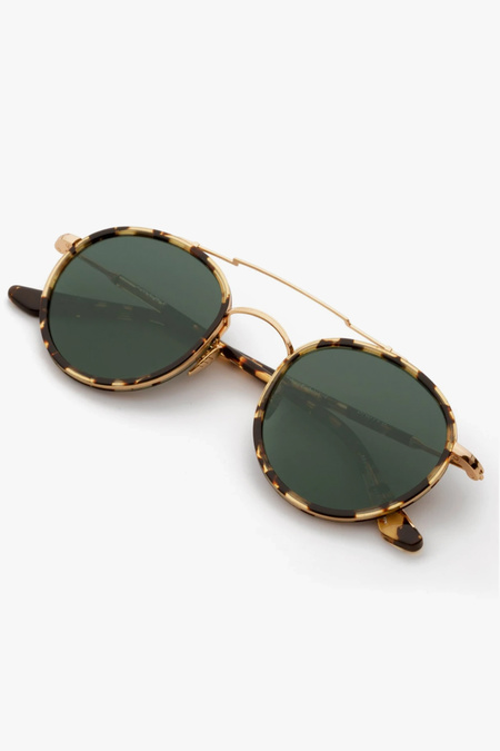 Krewe Porter sunglasses - Tortoise
