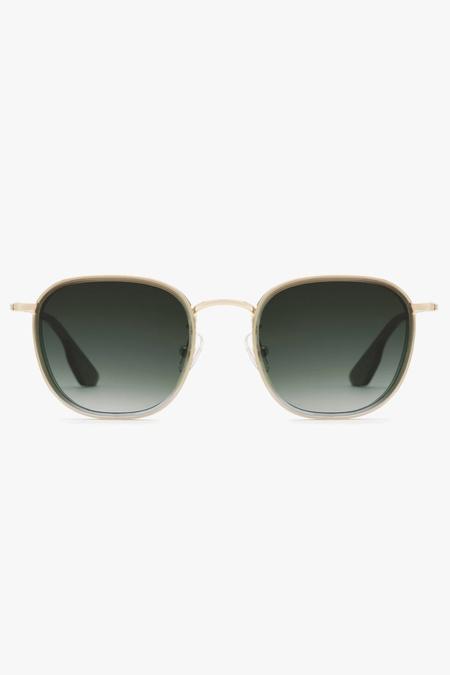 Krewe Hyde eyewear - green