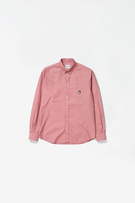 Norse Projects x GM Anton Oxford Shirt - Rose Quartz