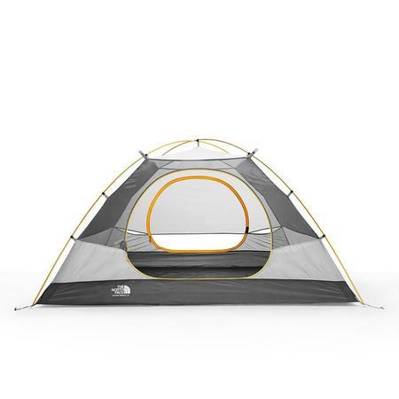 THE NORTH FACE Stormbreak 3 Person Lightweight Hiking Tent - Golden Oak/Pavement