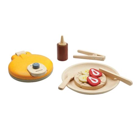 Plan Toys Play Waffle Set toys