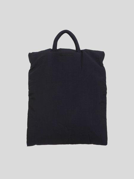 Our Legacy Pillow Tote - Dark Navy Relic Nylon