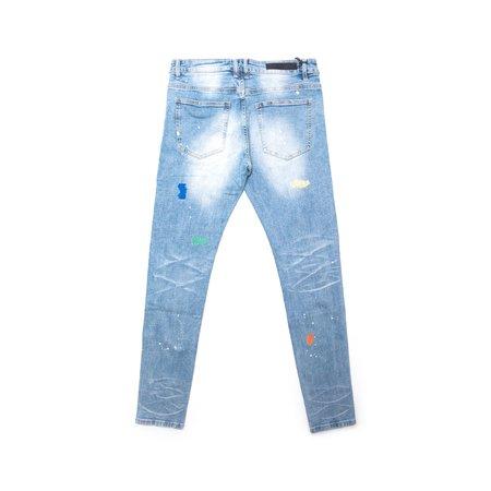 Embellish Iris Standard denim - blue
