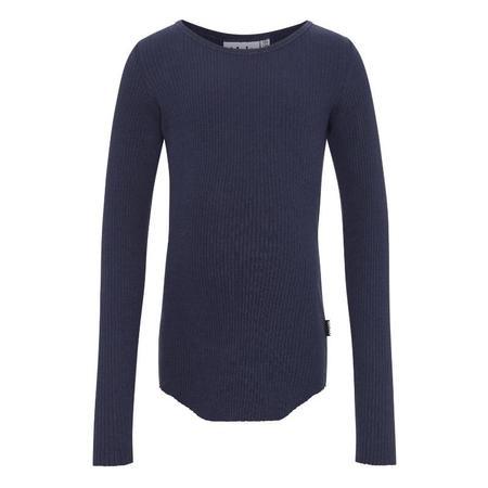 kids molo 2-pack rochelle long sleeve t-shirt - multi blue