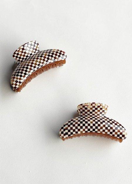 Machete Grande Heirloom Claw - Tortoise Checker