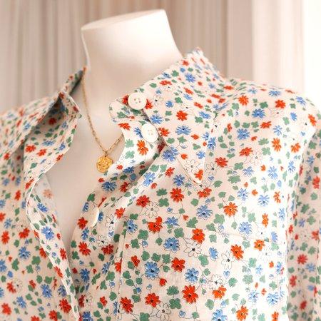 Sea NY Bubbie Shirt - Floral Print