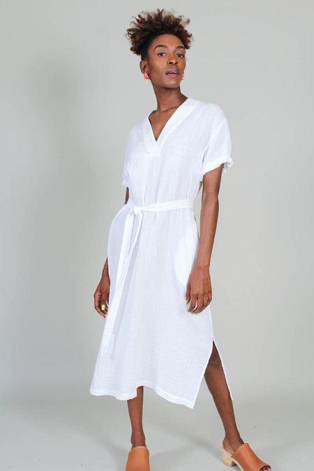 Xirena Avril Dress - White