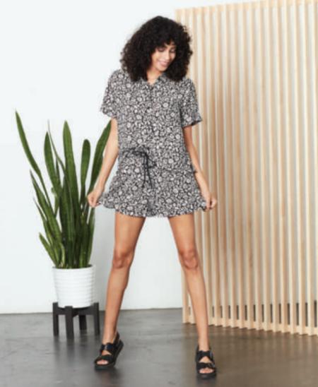 Known Supply Jayden Shorts - Black
