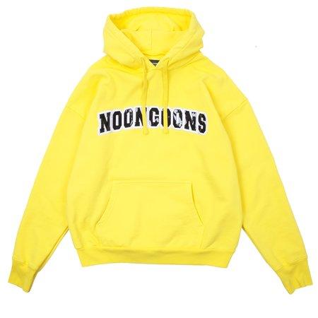 Noon Goons 9 CLUB HOODIE - YELLOW
