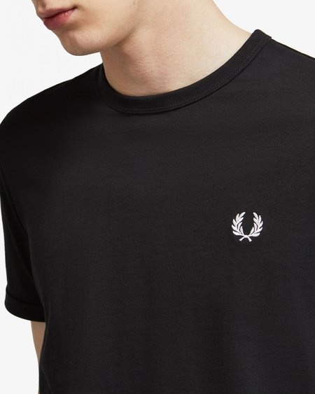 Fred Perry Ringer M3519 tee - Black