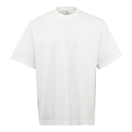 adidas Y-3 Classic Paper Jersey T-Shirt - White