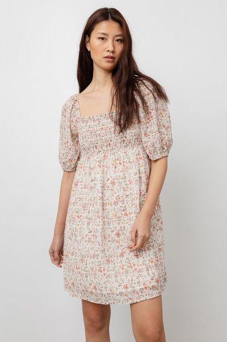 Rails Geena Sort Sleeve Dress - ambrosia