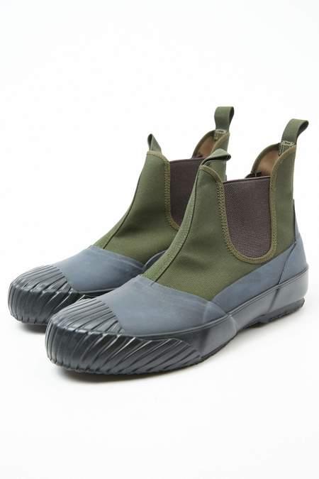 Moonstar ALW Sidego boots - Khaki