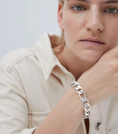 Jenny Bird Landry Bracelet - Silver