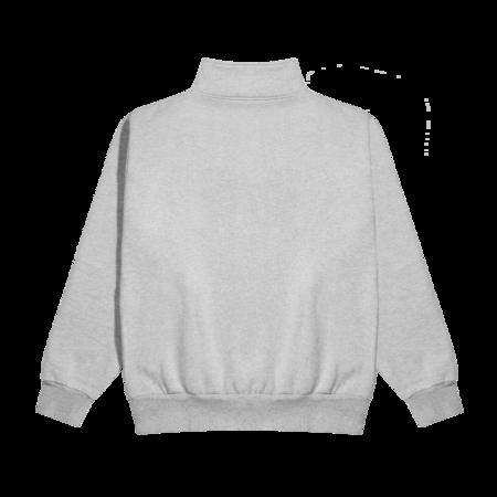 Ripple Nicotine is Dumb Sweatshirt - grey