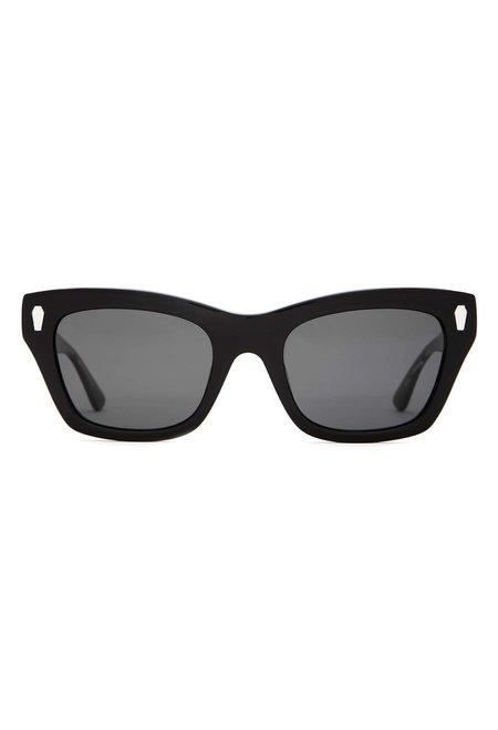 The Cosmic Highway Polarized sunglasses - Black