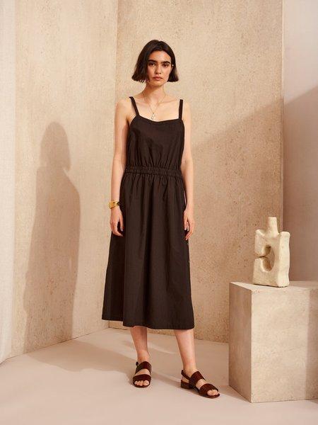 Bellerose Heat Dress - Carbon