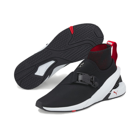 Puma x Ferrari Ion GT Men 306806-01 sneakers - Black/Red/White