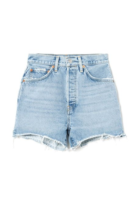 RE/DONE 50s Cut Offs shorts - Faded Vintage
