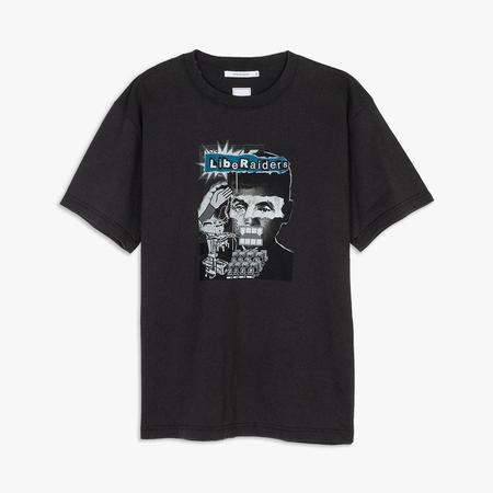 Liberaiders Automation T-shirt - Black