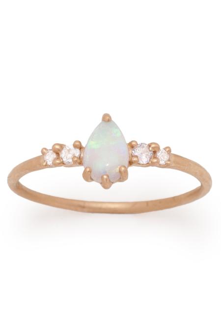 Valley Rose Kai Opal Ring