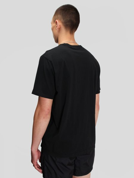 Our Legacy New Box T-Shirt - Black Clean Jersey