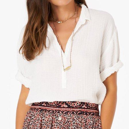 Xirena Cruz Shirt - White