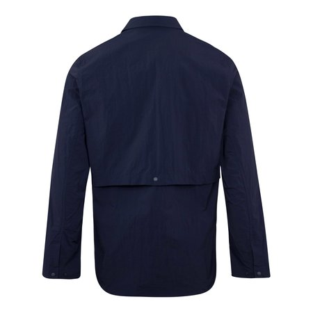 Norse Projects Thorsten Packable Overshirt - Navy