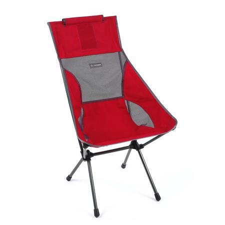 Helinox Sunset Chair - Scarlet/Iron Block