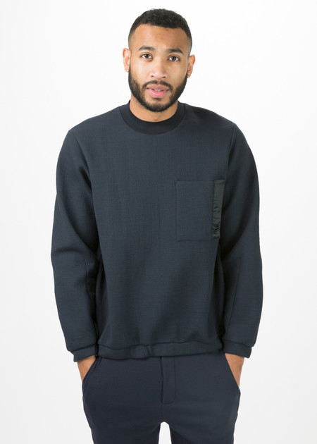 OAMC Split Mockneck Sweatshirt